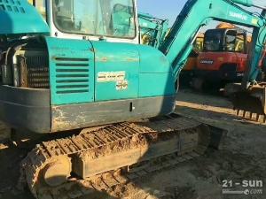 山河智能山河智能60二手挖掘机