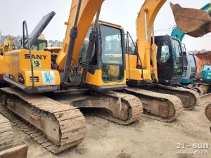 三一135-9二手挖掘机