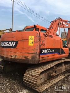 斗山斗山DH150-7挖掘机二手挖掘机