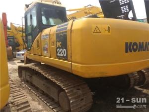 小松小松PC220-7挖掘机二手挖掘机