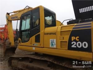 小松PC200-8挖掘机二手