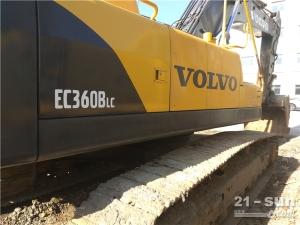 沃尔沃沃尔沃EC360BLC利发国际挖掘机