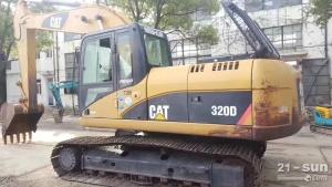 320二手挖掘机