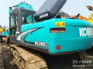 神钢SK350-8挖掘机二手