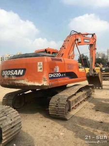 斗山DH220LC-7二手挖掘机