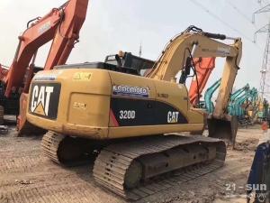 CAT320D二手挖掘机