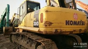 小松300-7二手挖掘机