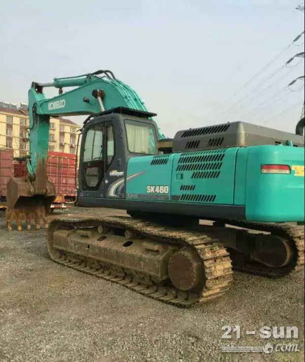 神钢460利发国际挖掘机