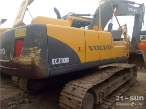 沃尔沃210、240利发国际挖掘机
