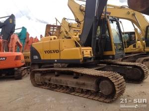 沃尔沃EC210二手挖掘机