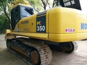 小松二手pc350-7挖掘机二手挖掘机