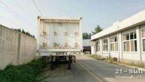 9管CNG天然气运输车