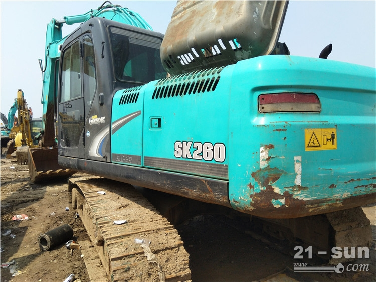 神钢神钢SK200-8挖掘机二手挖掘机