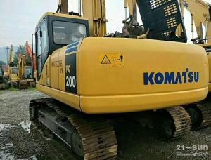 小松PC200二手挖掘机