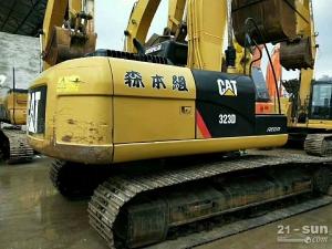 卡特彼勒CAT323D二手挖掘机