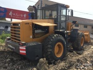 龙工LG855D二手挖掘机