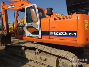斗山斗山DH200-7挖掘机二手挖掘机