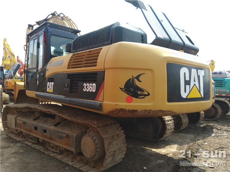 卡特彼勒卡特彼勒CAT336D利发国际挖掘机