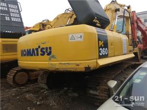 小松PC360-7挖掘机二手