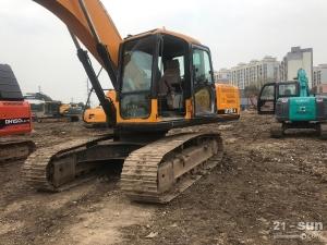三一215-9二手挖掘机