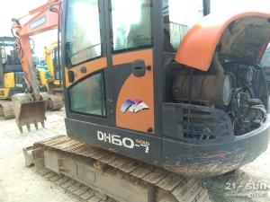 斗山斗山DH60-7挖掘机二手挖掘机