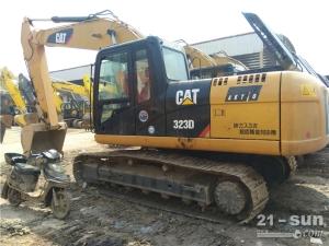 卡特彼勒卡特彼勒CAT323D二手挖掘机