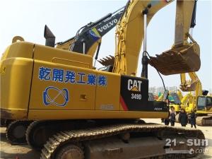 卡特彼勒卡特彼勒CAT349D二手挖掘机