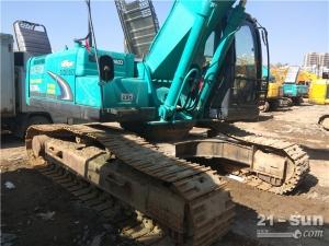 神钢神钢SK200-8挖掘机利发国际挖掘机