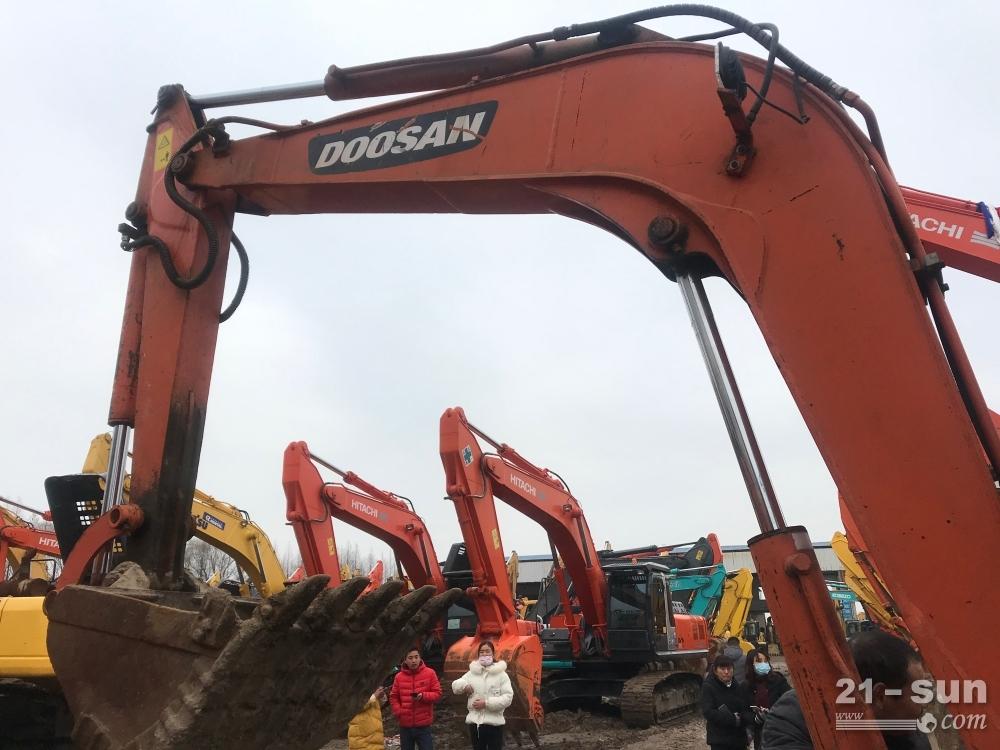 其它斗山55二手挖掘机