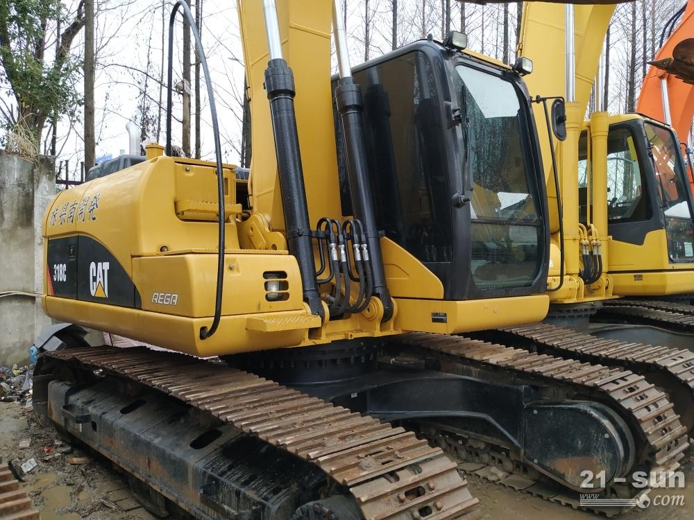 其它卡特318C二手挖掘机