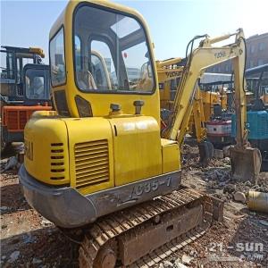 YC35-7二手挖掘机