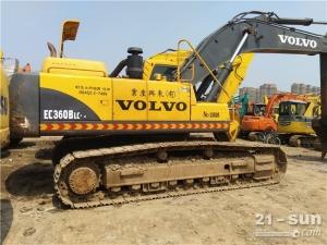 沃尔沃沃尔沃EC360BLC澳门赌城平台挖掘机
