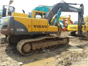 沃尔沃沃尔沃EC210BLC澳门赌城平台挖掘机