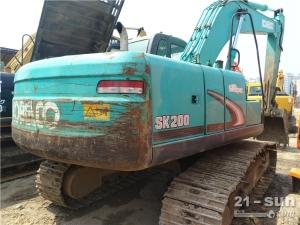 神钢SK200-8挖掘机二手