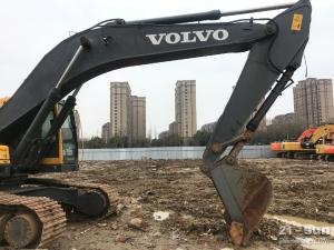 沃尔沃290二手挖掘机