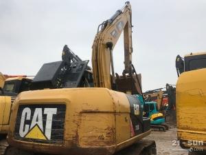 卡特313D2澳门赌城平台挖掘机