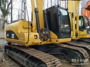 卡特318C澳门赌城平台挖掘机