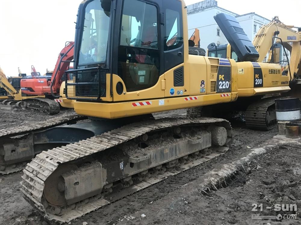 其它小松200-8澳门赌城平台挖掘机