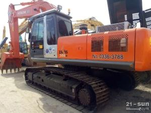 日立350-3g二手挖掘机
