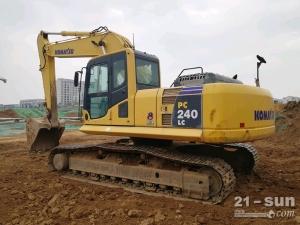 小松240-8二手挖掘机