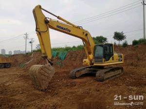小松240-8利发国际挖掘机