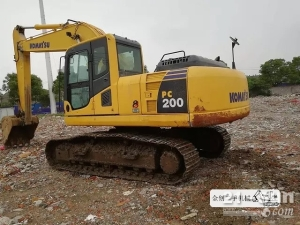 小松200-8利发国际挖掘机