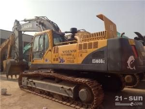 沃尔沃EC460BLC二手挖掘机