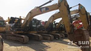 323二手挖掘机
