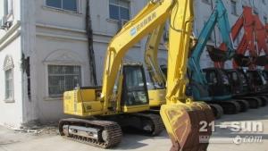 小松120-6EO二手挖掘机