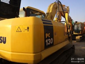 小松小松130-7二手挖掘机