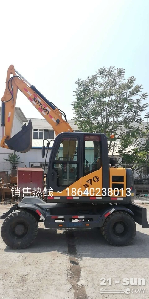 吉林省二手挖掘机