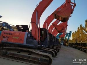 ZX200和240二手挖掘机