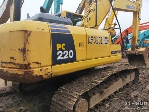 小松PC220、240二手挖掘机