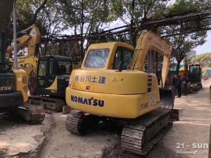 小松PC60-7二手挖掘机